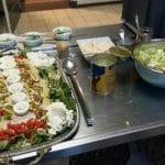 Cateringservice Stichting MultiCreatief koude schotel