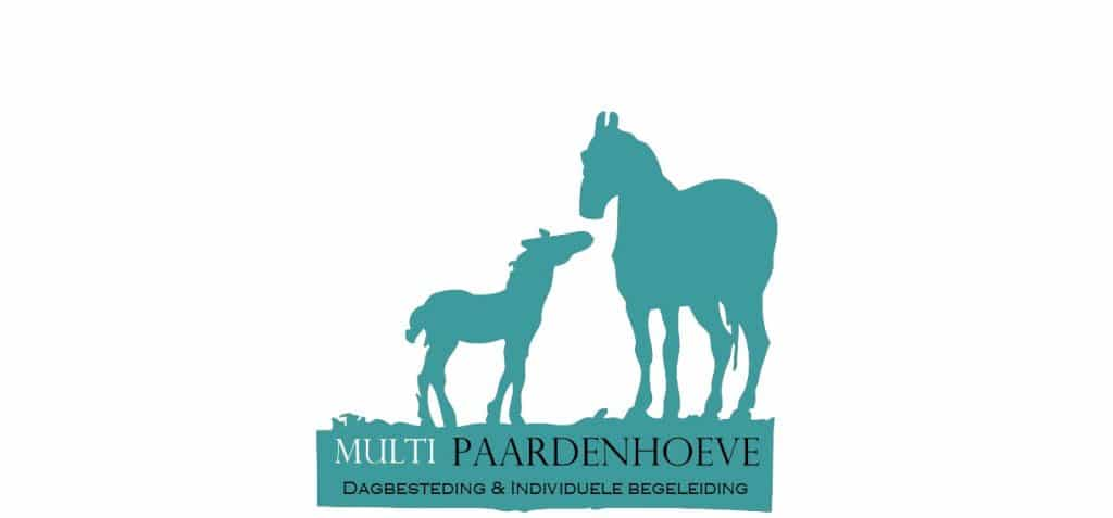 Multi-Paardenhoeve logo | Dagbesteding en Individuele Begeleiding
